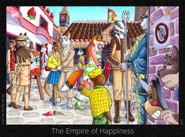 The Empire of Happiness