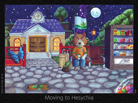Moving to Hesychia