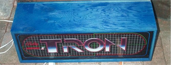 tron marquee box by bohoki