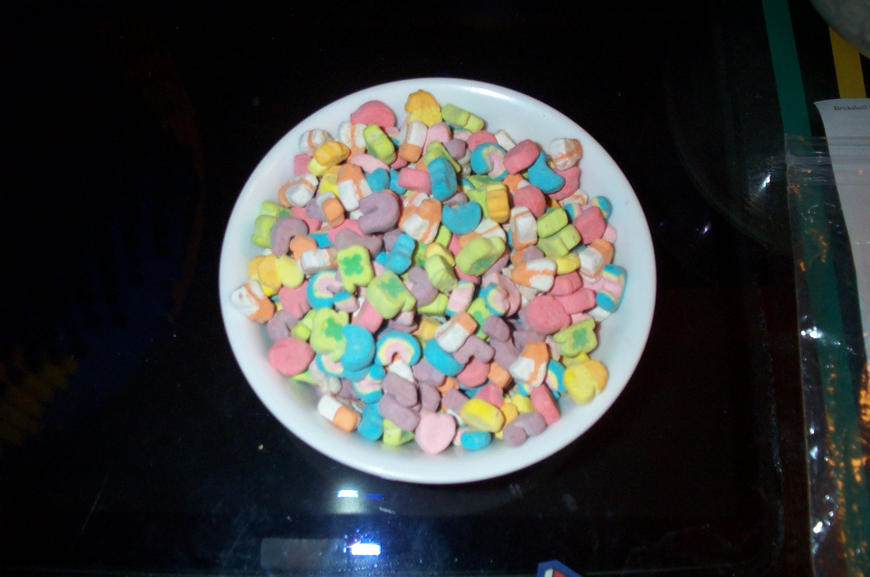 how to make lucky charms marshmallows