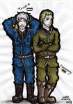 Potato Brothers - Prussia and  Germany