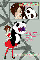 Pixel Panda ID by mission1rwh