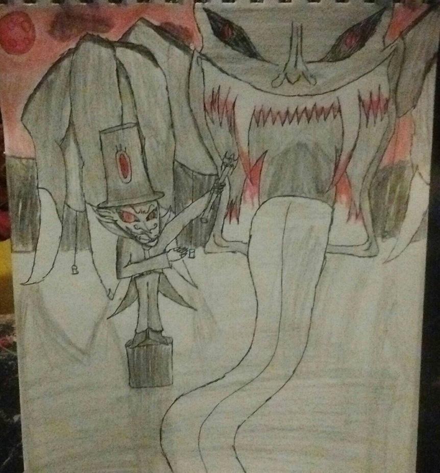 Blood dawn carnival by AnimePanda69