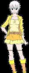 FT - Sunshine Girl by soarindash123