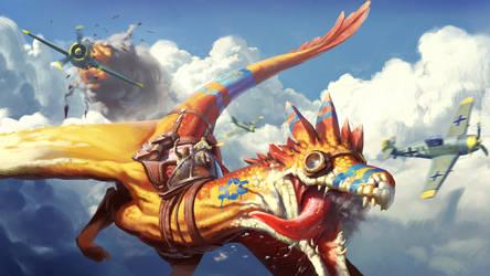 Dogfight by Dan1F
