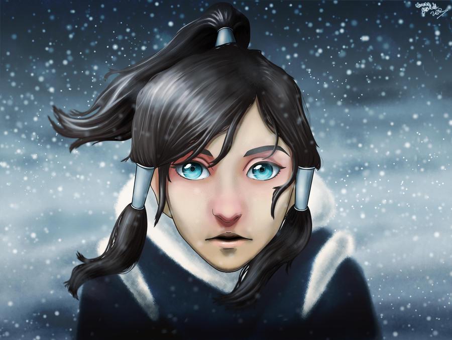 Snowfall by laurenenen