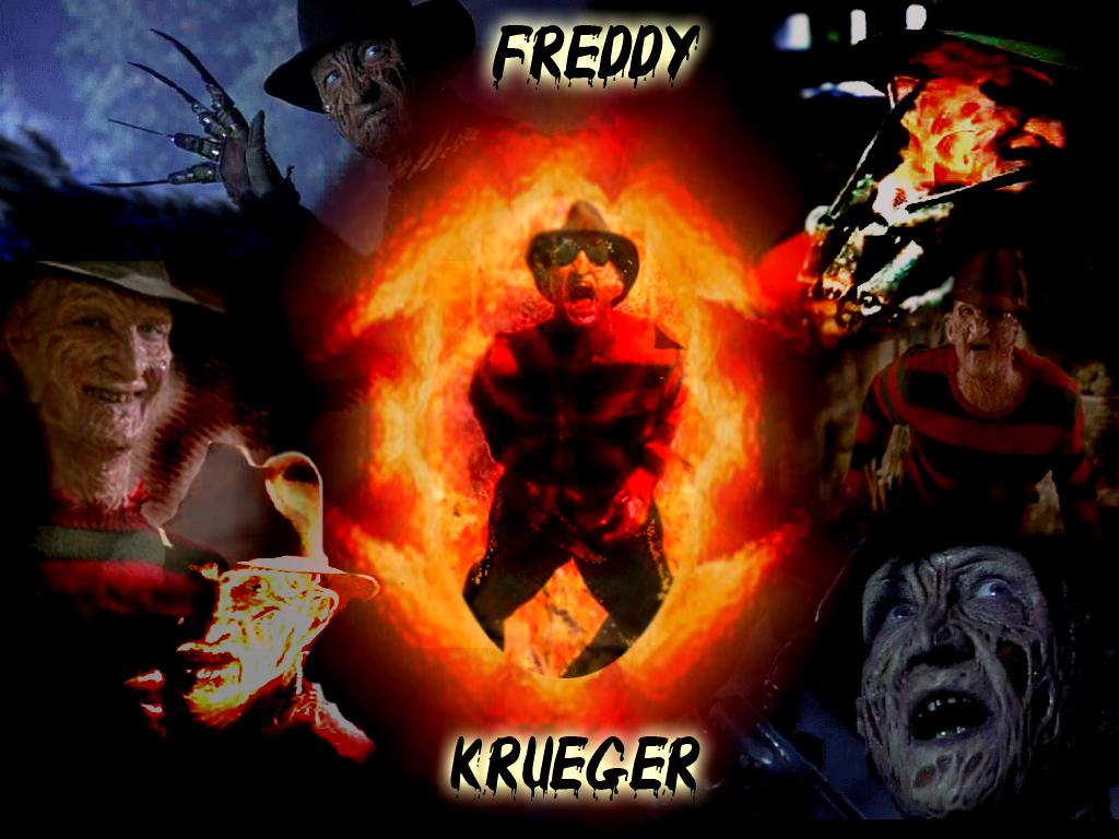 Freddy Krueger 2 by serialkiller07