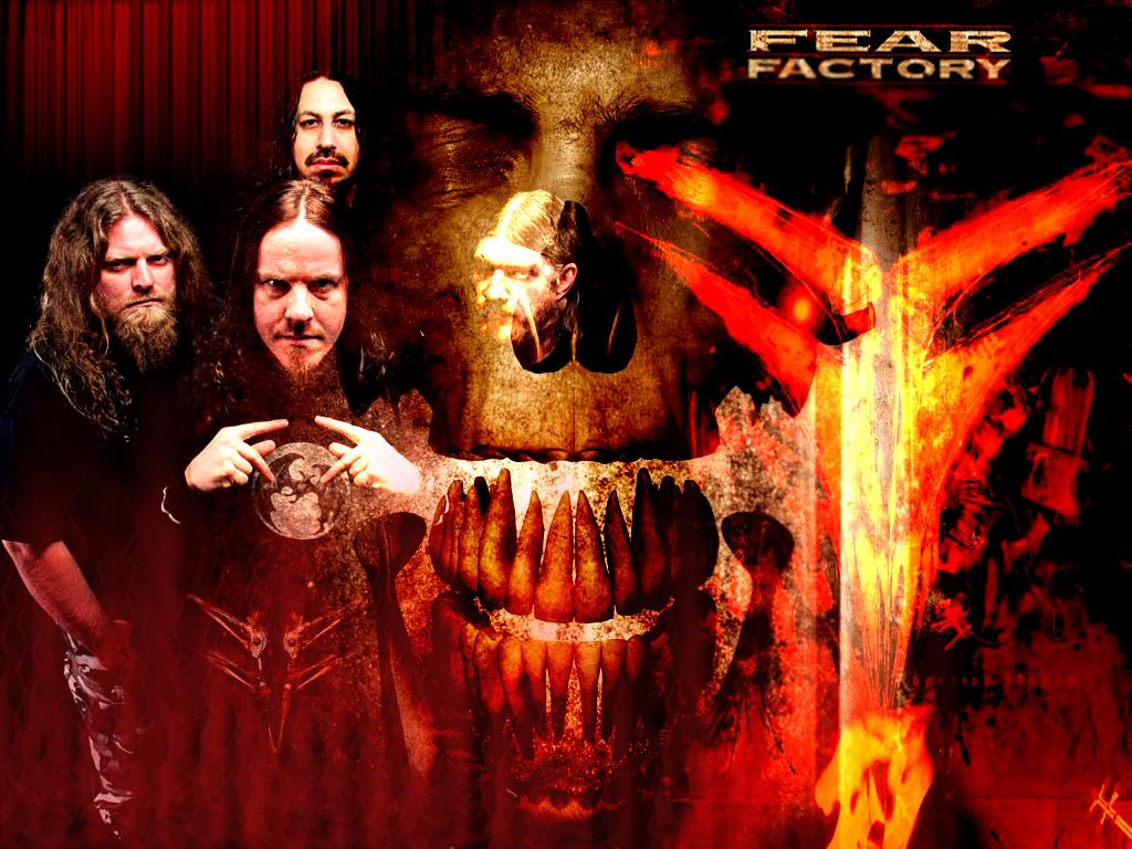 Fear Factory by serialkiller07