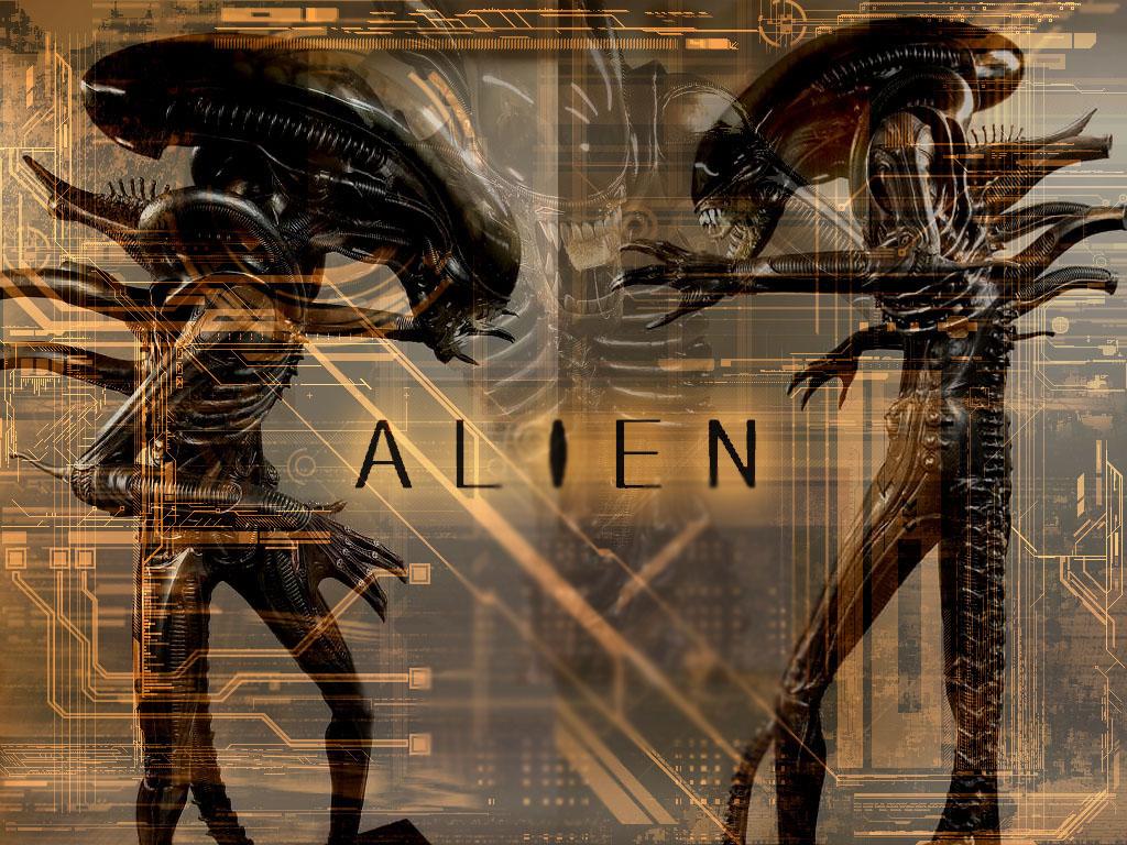 Alien by serialkiller07