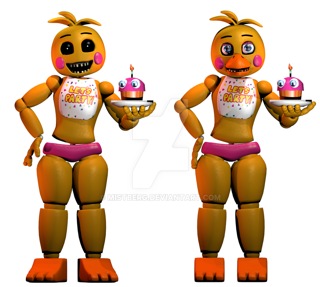 Toy Chica Fnaf Theorists