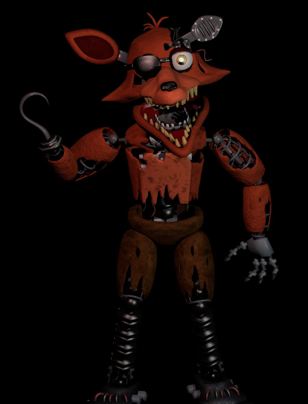 fnaf foxy