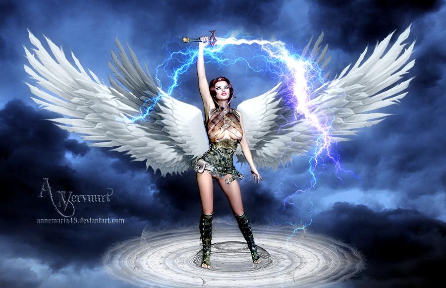 power angel by annemaria48 on deviantart