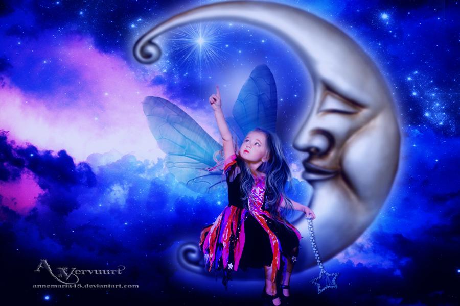 Moon Child by annemaria48