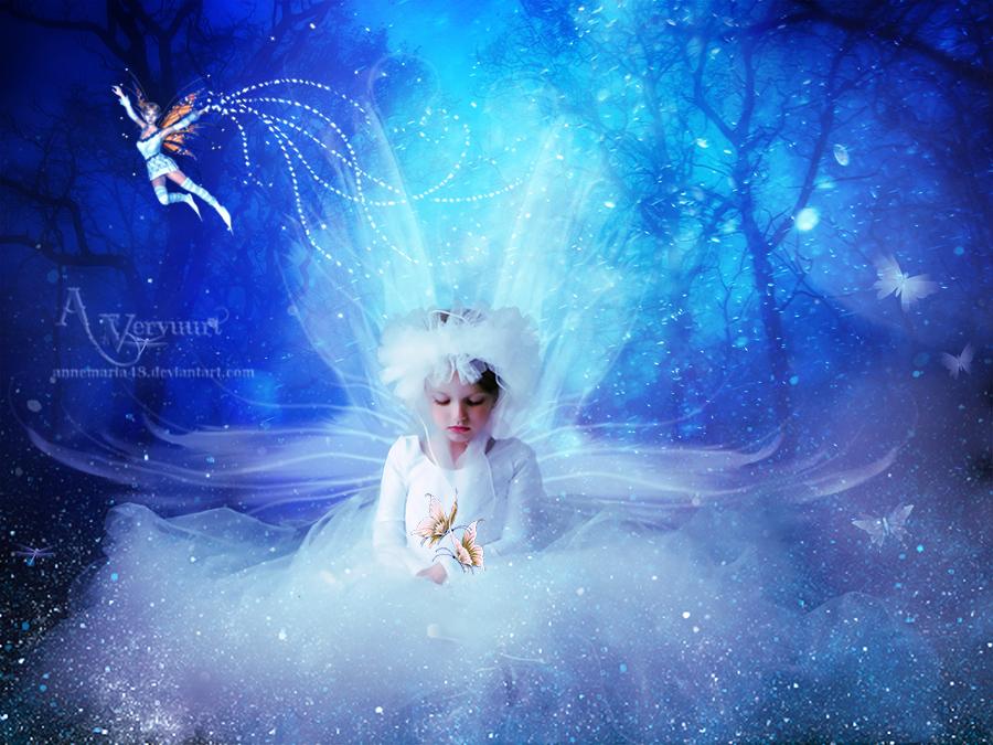 Sad angel child by annemaria48 on deviantart - Sad angel wallpaper ...