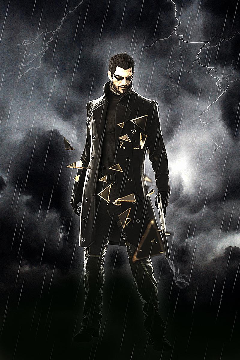 The raining man by annemaria48