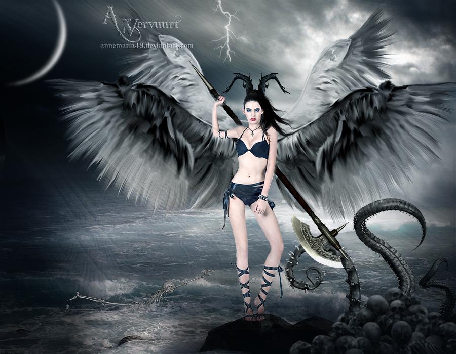The Darkness by annemaria48