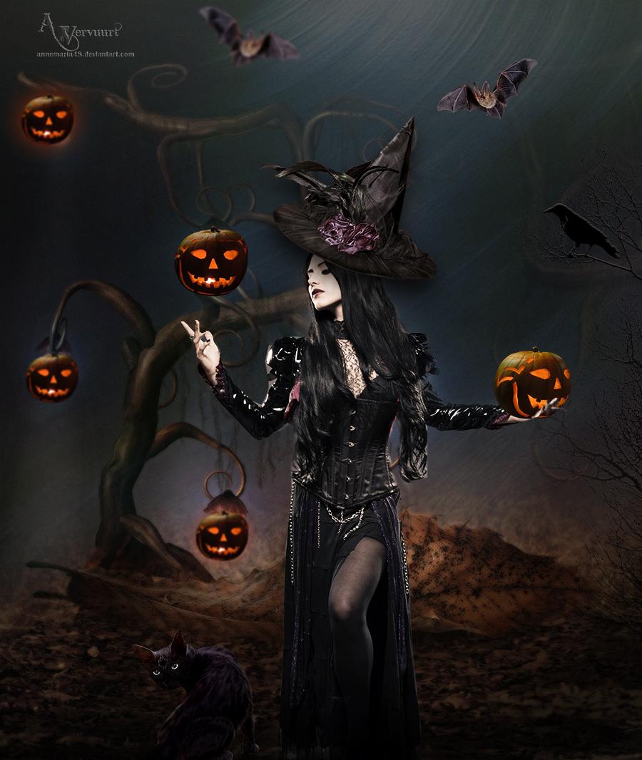 Halloween 3 by annemaria48