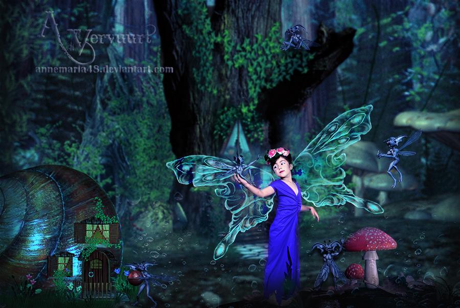 Fairy Forest by annemaria48