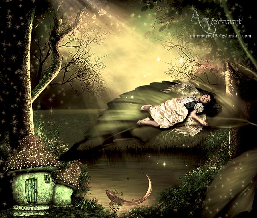 Fallen Angel 3 by annemaria48