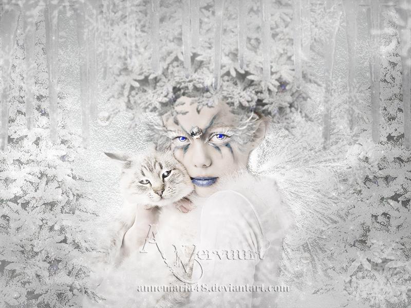 Winter child by annemaria48