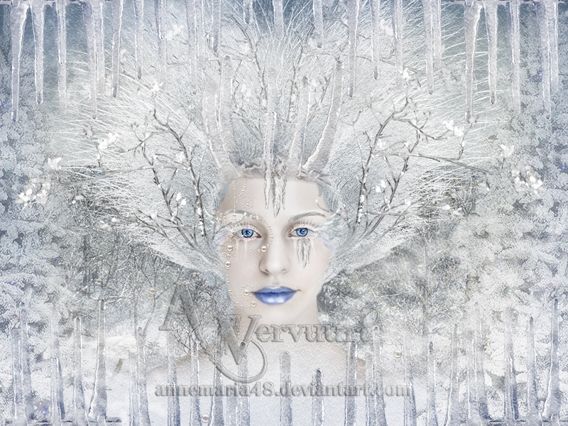 Snow Princess by annemaria48