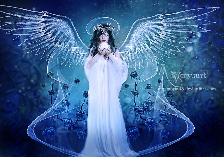 Magic Angel by annemaria48