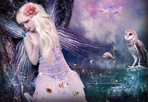 Sweet Angel by annemaria48