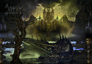 The spooky land by annemaria48
