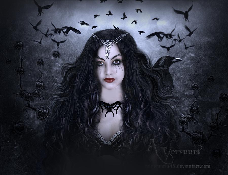 The dark side by annemaria48