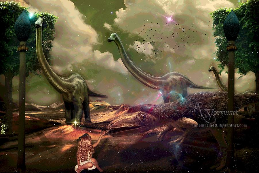 Jurassic Park by annemaria48