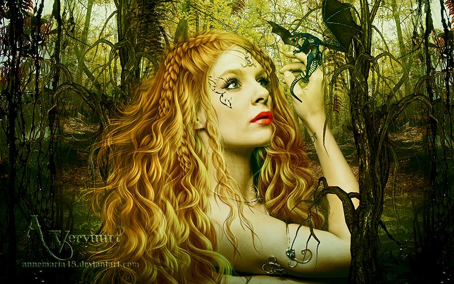 Found a jungle dino by annemaria48
