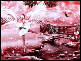 Christmas fae by annemaria48