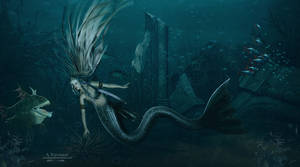 mermaid 8