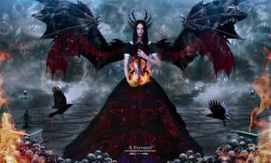 Evil woman by annemaria48