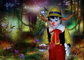 Pinokkio found her by annemaria48