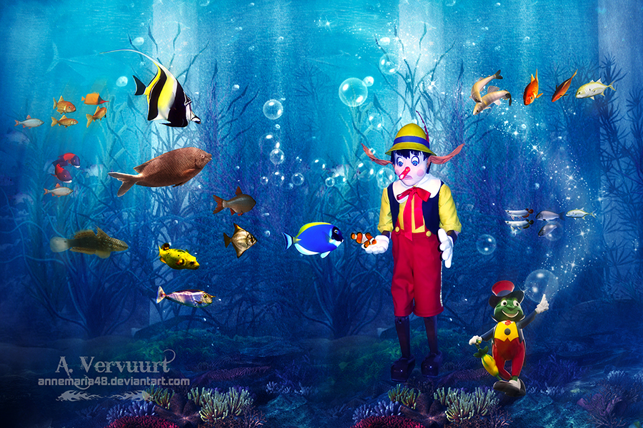 Finding Nemo by annemaria48