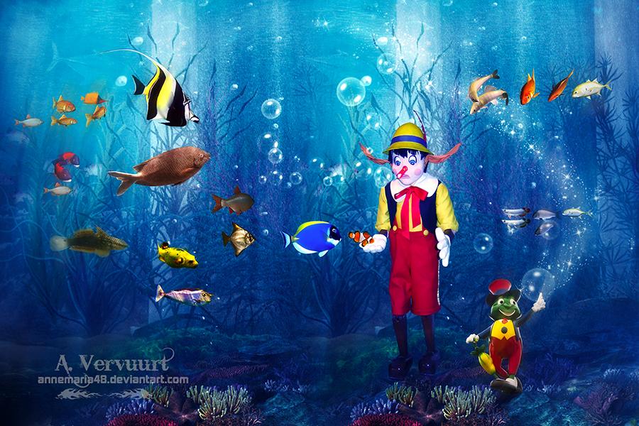 Finding Nemo by annemaria48