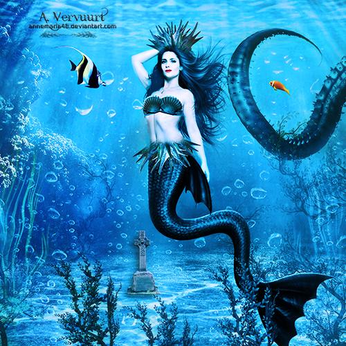 sea queen by annemaria48