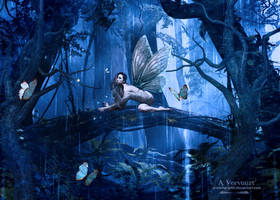 The wildness angel by annemaria48