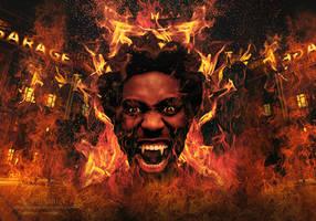 The Fire Man by annemaria48
