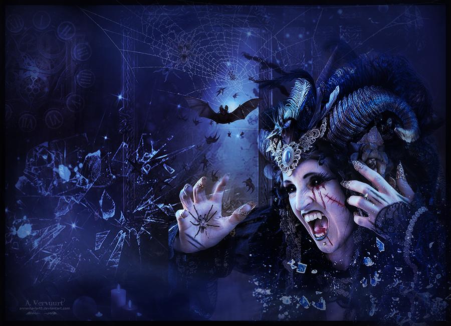 Dark Litlith's   Realm mother by annemaria48