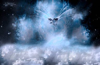 In the air by annemaria48