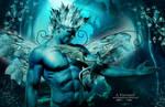 The bleu fary by annemaria48