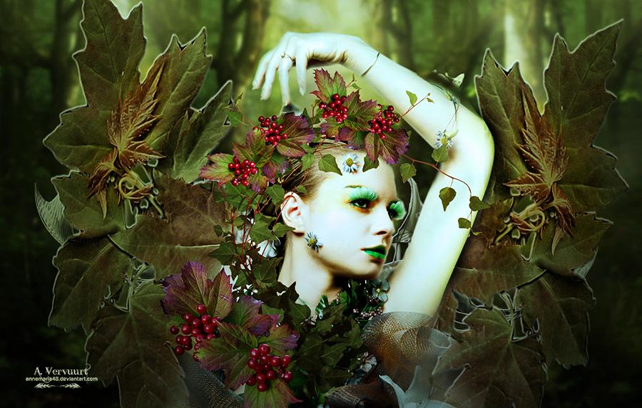 angel Lyna by annemaria48