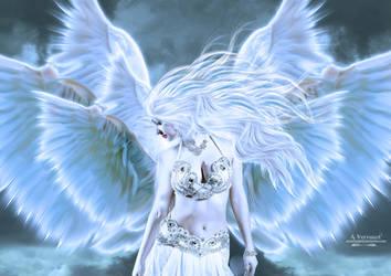 Angel by annemaria48