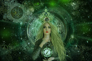 Time never ends by annemaria48