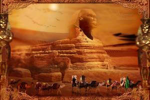 Cleopatra desert 1