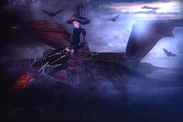 Dragon girl master by annemaria48