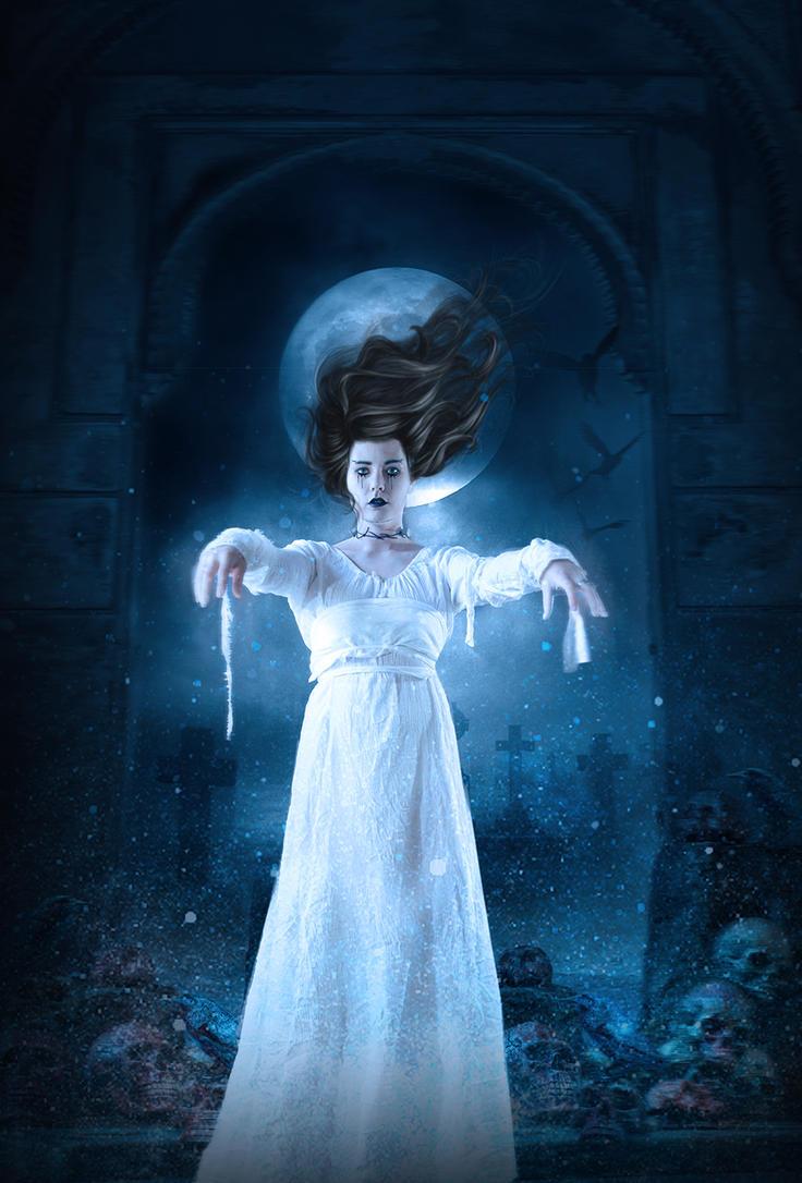 Frankenstein bride by annemaria48
