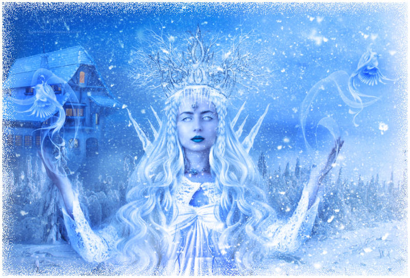 The story of the ice queen by annemaria48